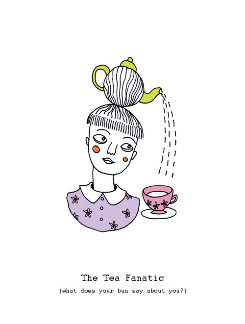 The Tea Fanatic